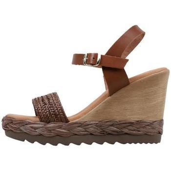 Chaussures Femme Sandales et Nu-pieds Sandra Fontan  Beige