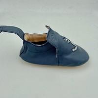 Chaussures Garçon Chaussons Easy Peasy BLUBLU ANCRE Bleu