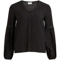 Vêtements Femme Tops / Blouses Vila 14065025 Noir