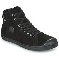 Chaussures Femme Baskets montantes Pataugas LATSA Noir