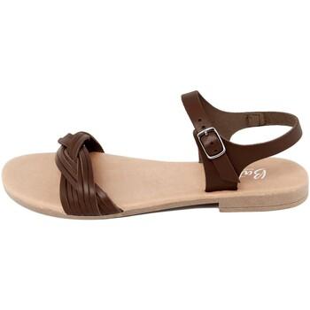 Chaussures Femme Sandales et Nu-pieds Battini  Marrone