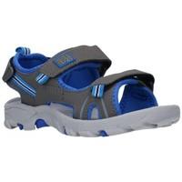 Chaussures Garçon Sandales et Nu-pieds Gioseppo 47440 AACHEN Niño Gris gris