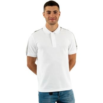 Vêtements Homme Polos manches courtes Aigle lessavia 10 blanc