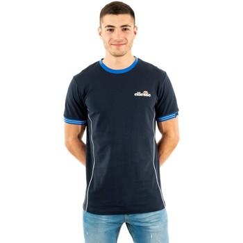 Vêtements Homme T-shirts manches courtes Ellesse terracotta 429 navy bleu