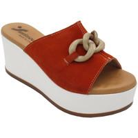 Chaussures Femme Sandales et Nu-pieds Susimoda ASUSIMODA1022ara arancione