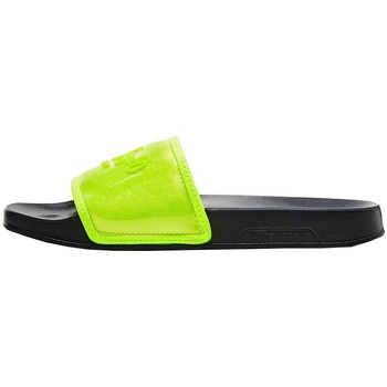 Chaussures Femme Sandales et Nu-pieds Pepe jeans Mules femmes  Slider Crystal Ref 52991 Jaune Noir