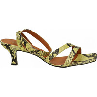 Chaussures Femme Sandales et Nu-pieds Via Roma 15 TACCO ROCCHETTO sole