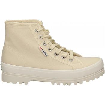 Chaussures Femme Baskets montantes Superga 2341 ALPINA 394-beige