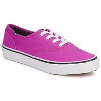 Chaussures Femme Baskets basses Keds DOUBLE DUTCH SEASONAL SOLIDS Rose