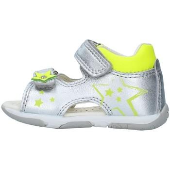 Chaussures Fille Sandales et Nu-pieds Geox B150YA0Y2BC ARGENT