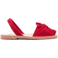 Chaussures Femme Ballerines / babies Ria 27167-FIOCCO-PASION ROSSO