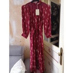 Vêtements Femme Robes longues See U Soon Robe see u soon Bordeaux
