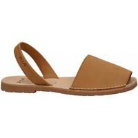 Chaussures Femme Sandales et Nu-pieds Ria NUBUCK cuoio