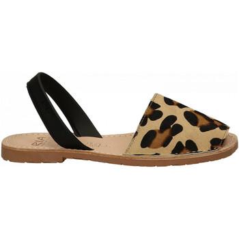 Chaussures Femme Sandales et Nu-pieds Ria SOMALI leopard