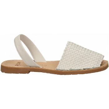 Chaussures Femme Sandales et Nu-pieds Ria TRENZADO bianco