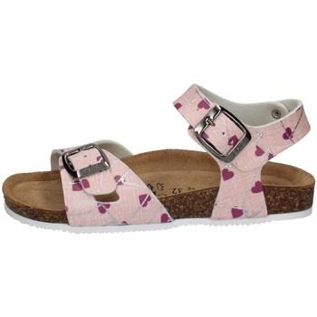 Chaussures Fille Sandales et Nu-pieds Biochic 55069C ROSE