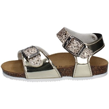 Chaussures Fille Sandales et Nu-pieds Biochic 44101R PLATINE