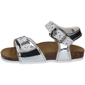 Chaussures Fille Sandales et Nu-pieds Biochic 44101R ARGENT