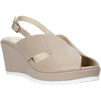 Chaussures Femme Sandales et Nu-pieds Esther Collezioni ZB 115 Beige
