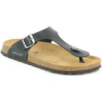 Chaussures Homme Tongs Grunland CB3014 Noir