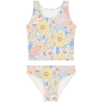 Vêtements Fille Maillots de bain 2 pièces Seafolly Maillot de bain 2 pièces à fleurs SUNSHINE DAYS Multicolore