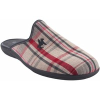 Chaussures Homme Chaussons Vulca Bicha Go home gentleman  4625 rouge Rouge