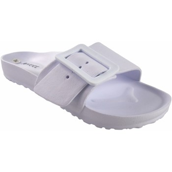 Chaussures Femme Multisport Kelara Lady beach  02022 blanc Blanc