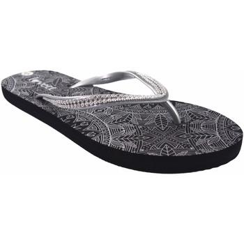 Chaussures Femme Multisport Kelara Dame de plage  K12009 noir Noir