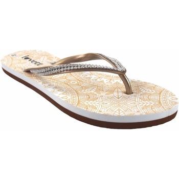 Chaussures Femme Multisport Kelara Dame de plage  K12009 or Doré