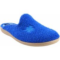 Chaussures Femme Multisport Neles Rentrer à la maison lady  L76-6124 bleu Bleu