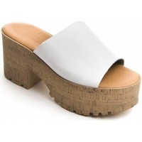 Chaussures Femme Mules Purapiel 71174 WHITE