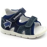 Chaussures Garçon Sandales et Nu-pieds Balocchi BAL-E21-113182-NA-a Blu