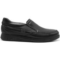 Chaussures Homme Mocassins Fluchos F0051 MALLORCA MOCCASIN HOMME NOIR