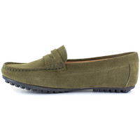 Chaussures Femme Mocassins J.bradford JB-LEVANTE VERT OLIVE Vert