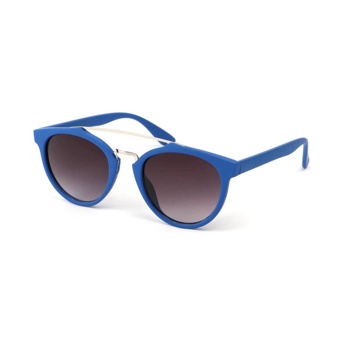 Eye Wear Lunettes Soleil Girl avec monture Bleu Bleu