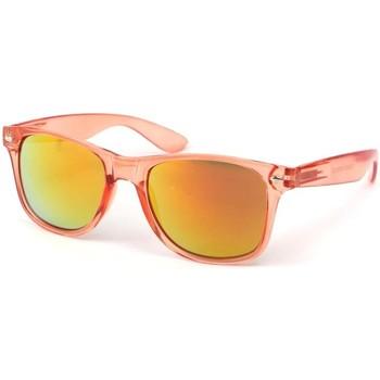 Montres & Bijoux Lunettes de soleil Eye Wear Lunettes Soleil Aero avec monture Orange Orange