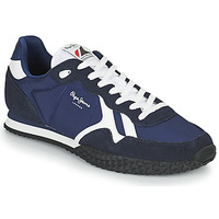 Chaussures Homme Baskets basses Pepe jeans HOLLAND SERIE 1 Marine