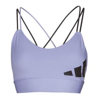 Vêtements Femme Brassières de sport adidas Performance AMEBAR Violet orbite