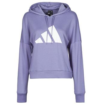 Vêtements Femme Sweats adidas Performance WIFIEB HOODIE Violet orbite