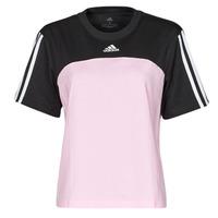 Vêtements Femme T-shirts manches courtes adidas Performance WECBT Noir