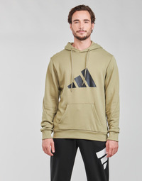 Vêtements Homme Sweats adidas Performance M FI 3B HOODIE Vert orbite
