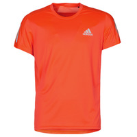 Vêtements Homme T-shirts manches courtes adidas Performance OWN THE RUN TEE App solar red