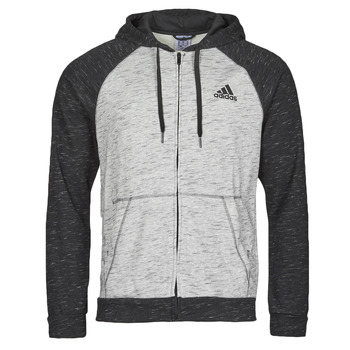 Vêtements Homme Vestes de survêtement adidas Performance M MEL FZ HD Bruyere gris moyen