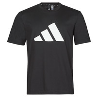 Vêtements Homme T-shirts manches courtes adidas Performance M FI 3B TEE Noir
