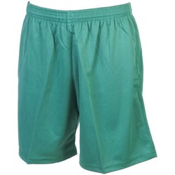 Shorts / Bermudas Tremblay Poly vert uni short foot