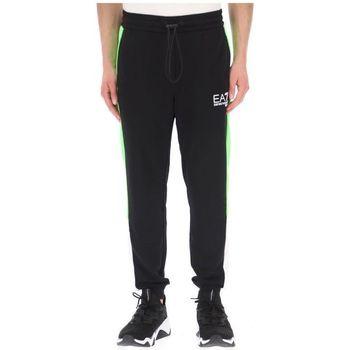 Vêtements Homme Pantalons de survêtement Ea7 Emporio Armani Pantalon de Noir
