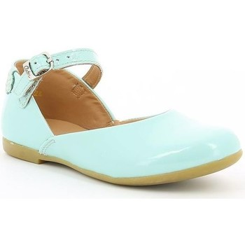 Chaussures Fille Ballerines / babies Aster Estrella TURQUOISE