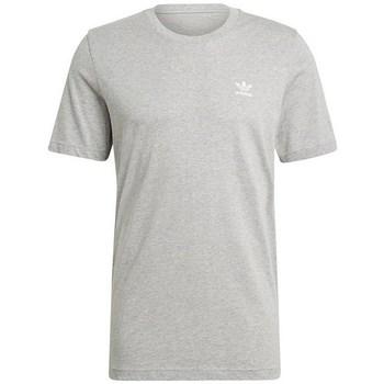 Vêtements Homme T-shirts manches courtes adidas Originals Essential Tee Gris