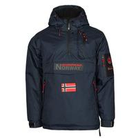Vêtements Homme Parkas Geographical Norway BARKER Marine