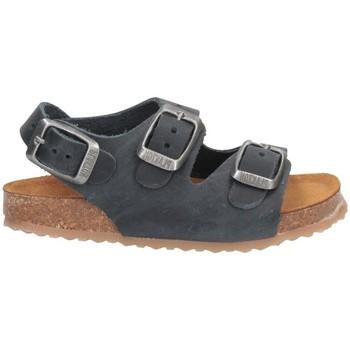 Chaussures Garçon Sandales et Nu-pieds Plakton 850046 Sandales Enfant BLEU BLEU
